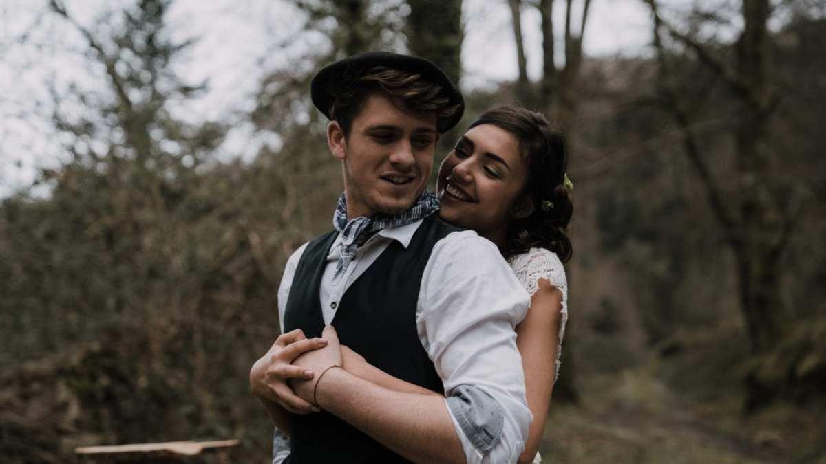photo de couple Le meilleur photographe de mariage en Finistère Brest Morlaix Quimper