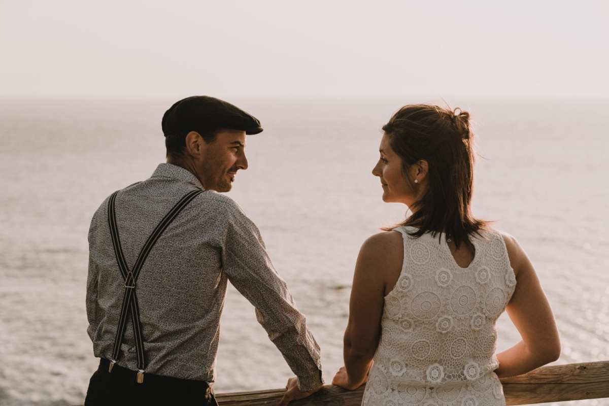 photo de mariage kinfolk finistere