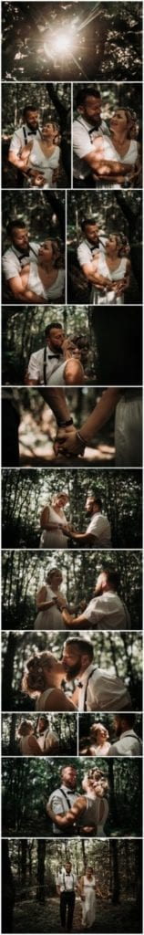 photographe mariage finistère crozon