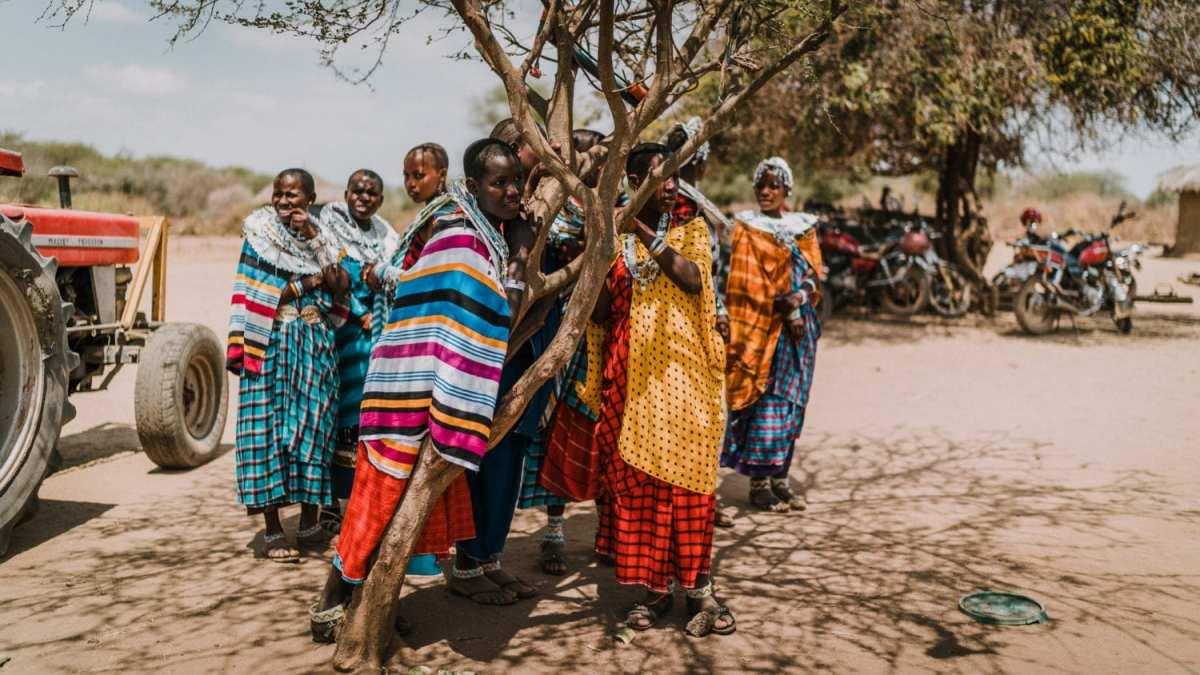 femmes massaïes
