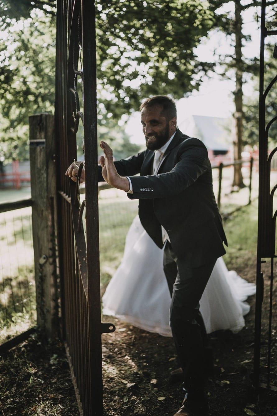 photographe mariage ferme de roudouic