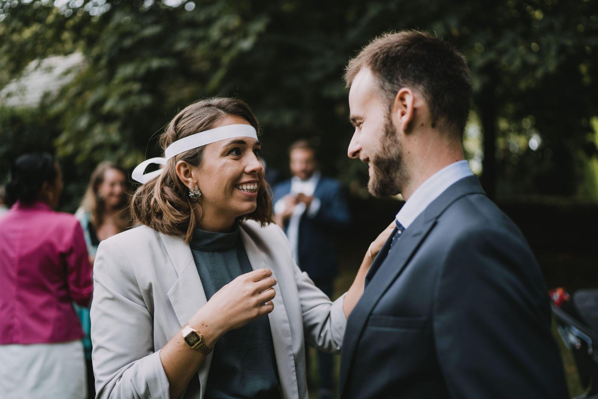 photographe mariage domaine de kerenez Loctudy