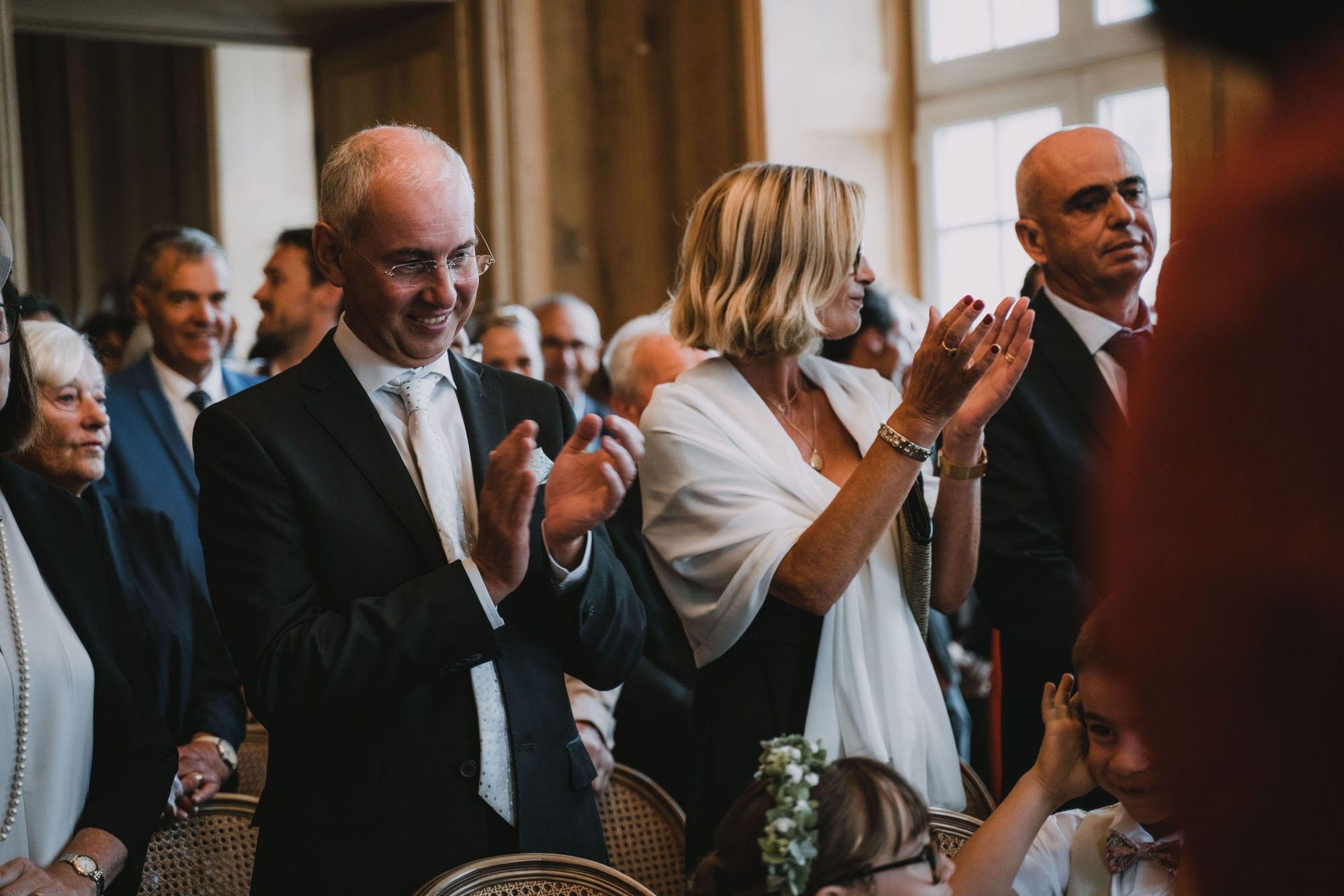 mariage mairie de St Pol de Léon