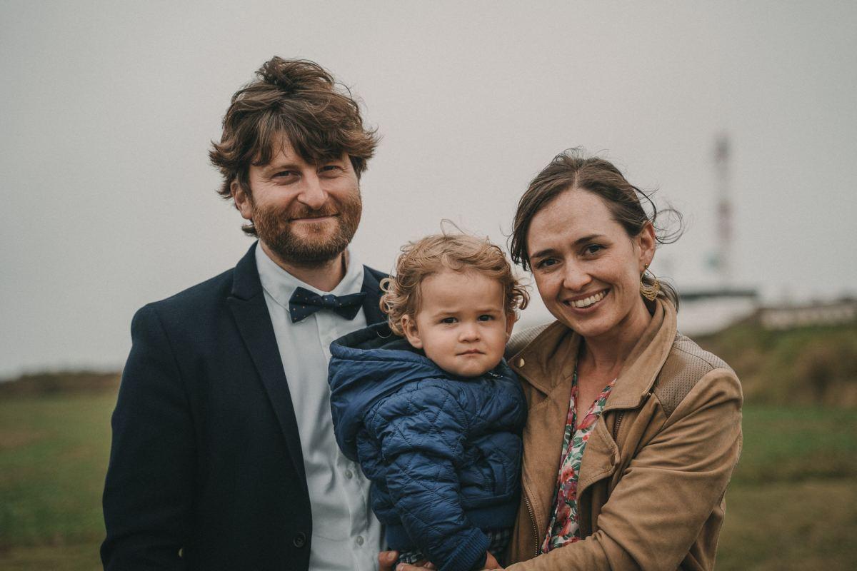 mariage en Bretagne Photo de mariage à la Colonie de Trézien - Photographe de mariage à Brest - Antoine B