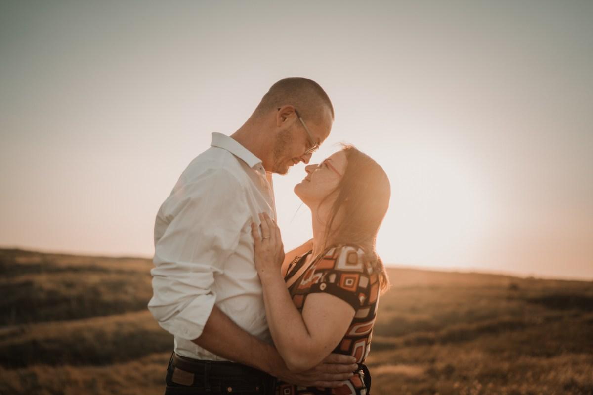 cameraman photographe mariage à la colonie de trezien à Plouarzel