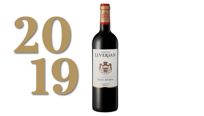 cuvée Château Liversan 2019