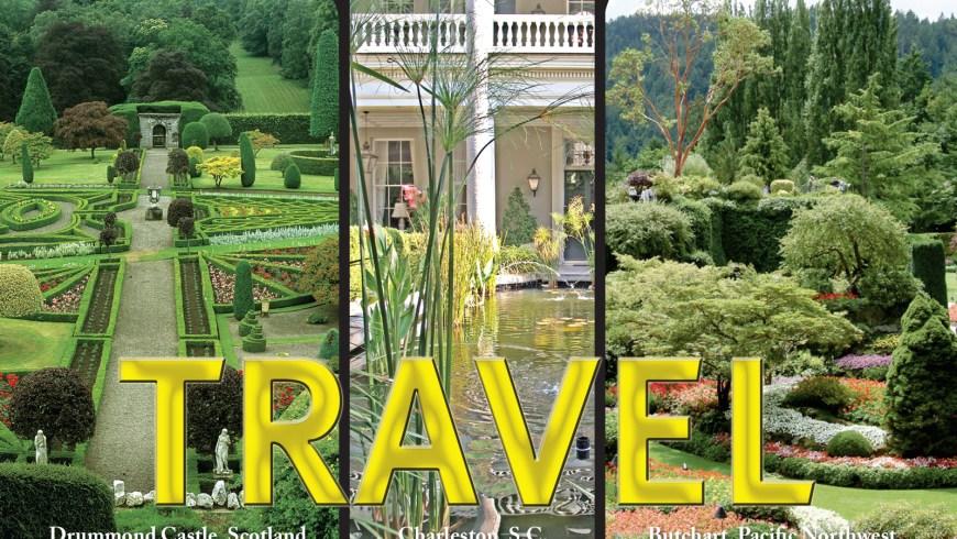 Garden Discovery Tours Postcard
