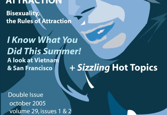 "Lambda Magazine ""Attraction"" Cover"