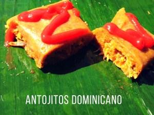 antojitos dominicano en newark new jersey comida tipica gasytronomia dominicana pasteles en hoja de pollo