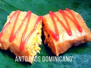 antojitos dominicano en newark new jersey comida tipica gastronomia dominicana pasteles en hoja de res