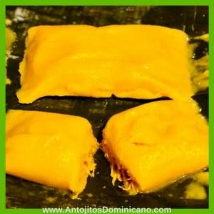 antojitos dominicanos pasteles de yuca de pollo