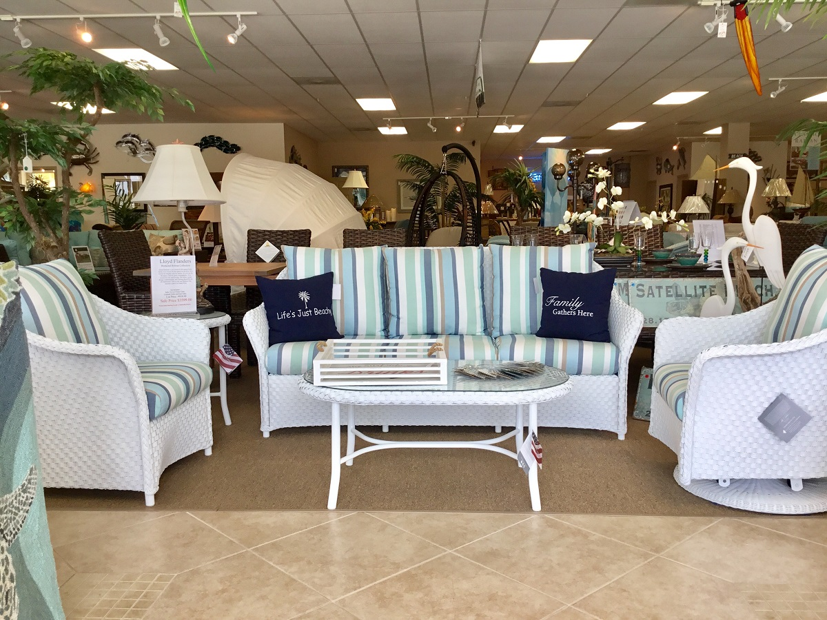 casual furniture for your florida