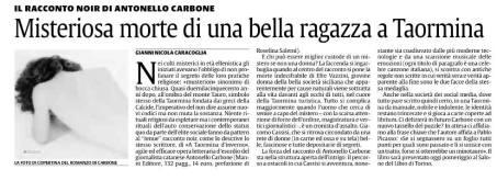 LA SICILIA 20/5/2013