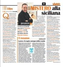 Vivere LA SICILIA 31/5/2013