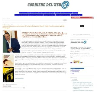Corriere del Web ott2015