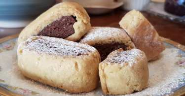 i biscotti alla amarena