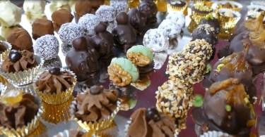 Cioccolatini - videoricetta