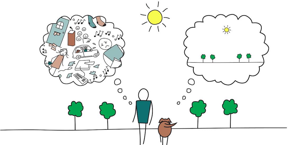 beneficios del mindfulnes en la psicología positiva