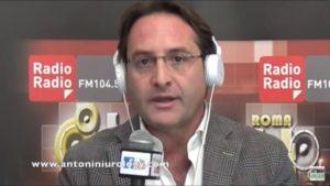 Antonini intervistato a Radio Radio sulla disfunzione erettile