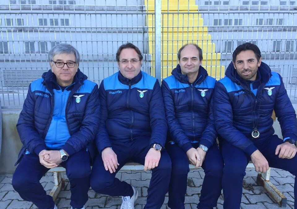 """ESCLUSIVA – Il medico della Lazio, Antonini: """"Vi svelo il segreto della Primavera""""."""