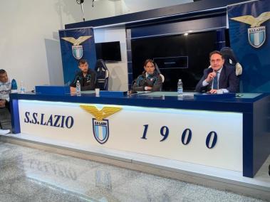 La Lazio scende in campo per la Prevenzione - 16 marzo 2019_dott_gabriele_antonini