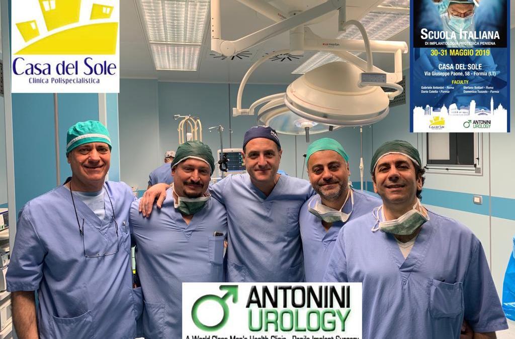 Scuola Italiana Implantologia Protesica Peniena