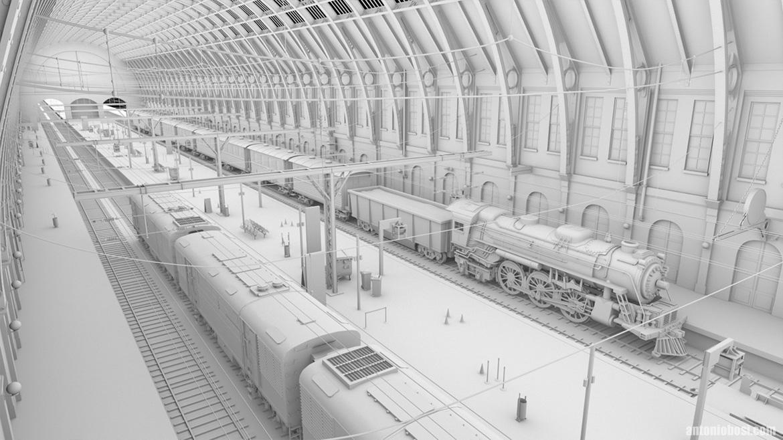 My Thomas Train Set Buildings