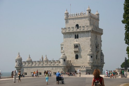 Torre de Belem, Lisboa.