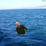 Come può uno scoglio arginare il mare