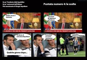 Vita Emozionante di Giorgio Napolitano - Puntata 4