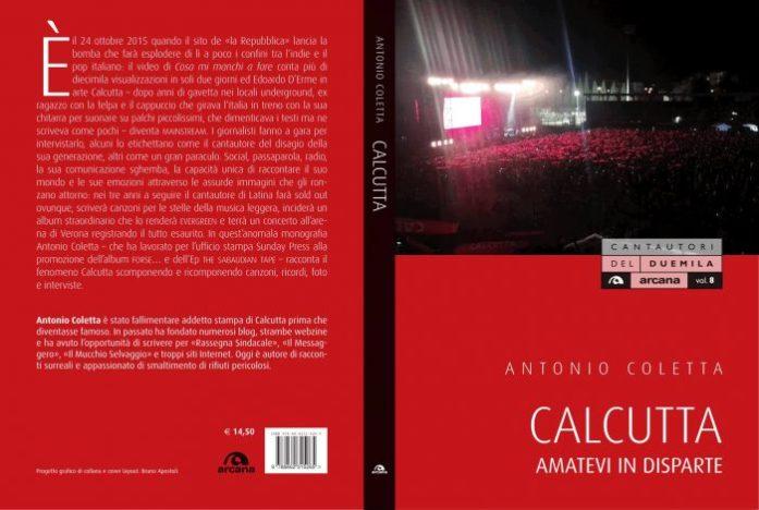 Calcutta. Amatevi in disparte (Arcana Edizioni, 2018)