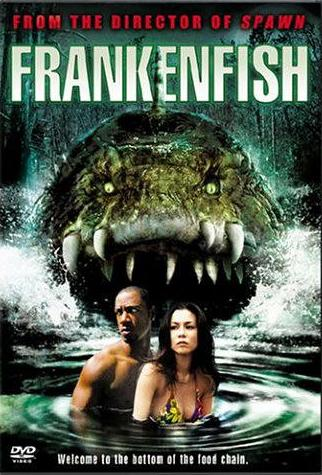 locandina frankenfish