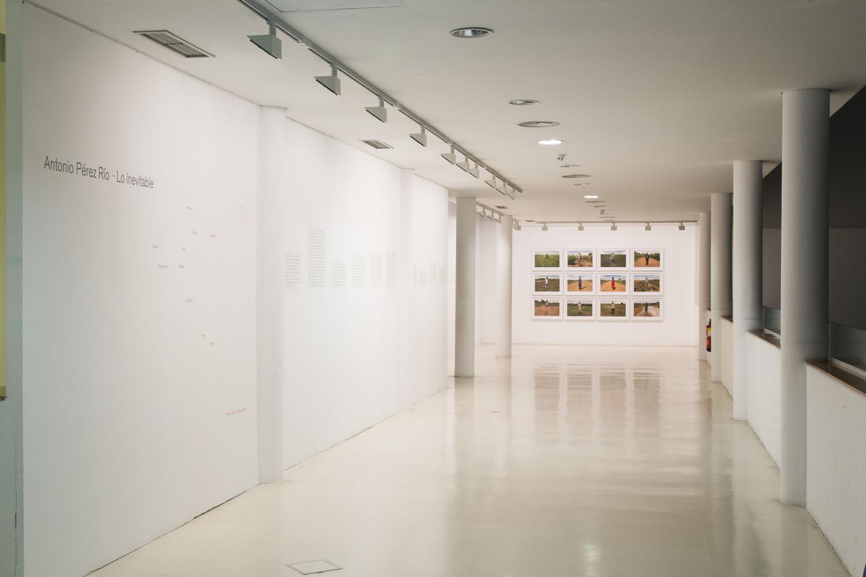 Exposición Lo Inevitable - CEART (Fuenlabrada, enero 2015)