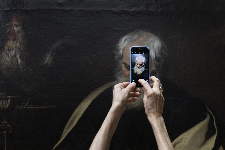 Masterpieces - Obras Maestras © Antonio Perez Rio