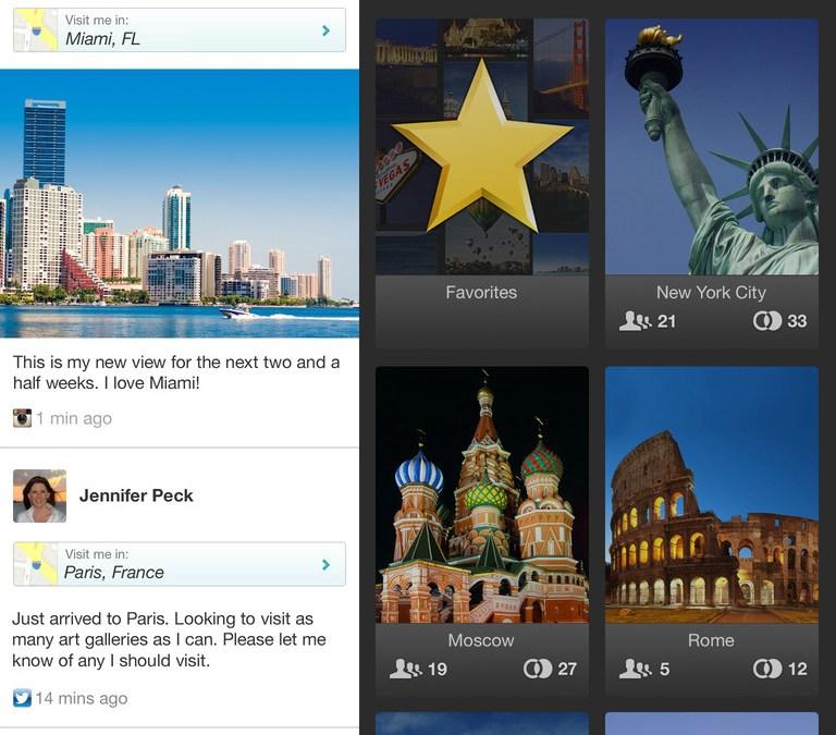 Social Media: Banjo lancia la 1° versione per tablet e reinventa la social TV