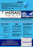 Conferenza Finale di presentazione dei risultati del Progetto Europeo mOSAIC