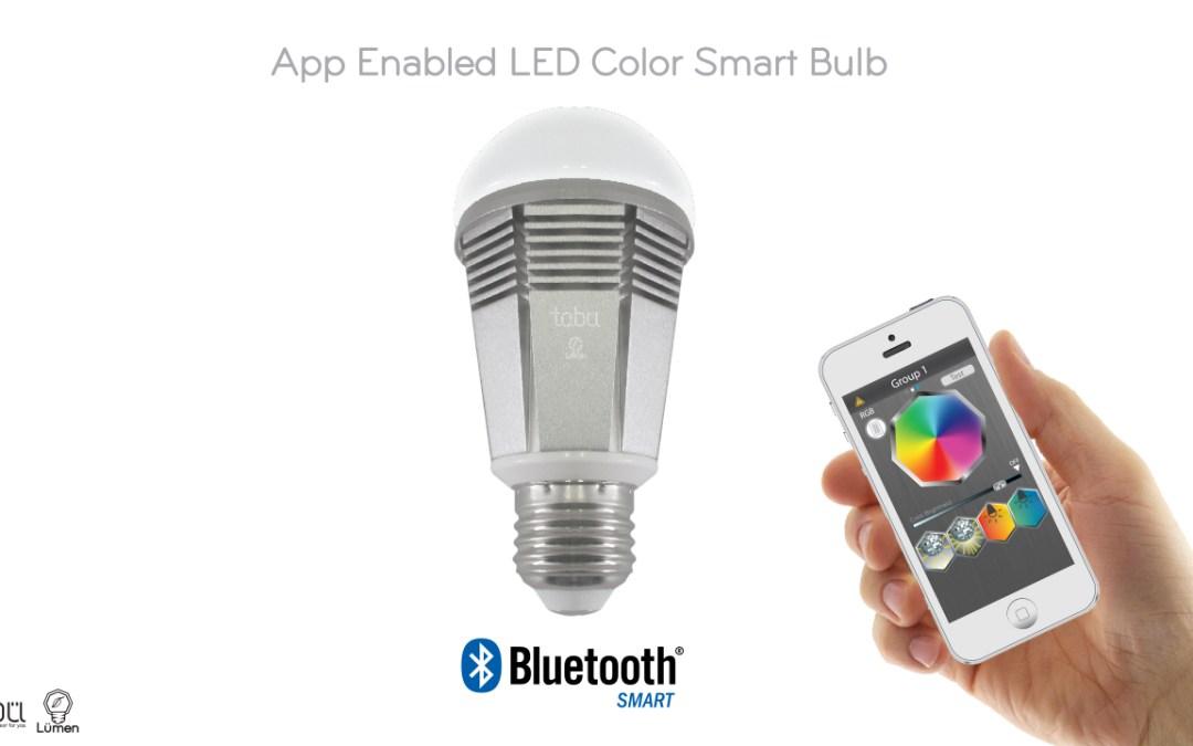 Tabu Lumen, milioni di luci colorate controllabili da dispositivi Apple e Android