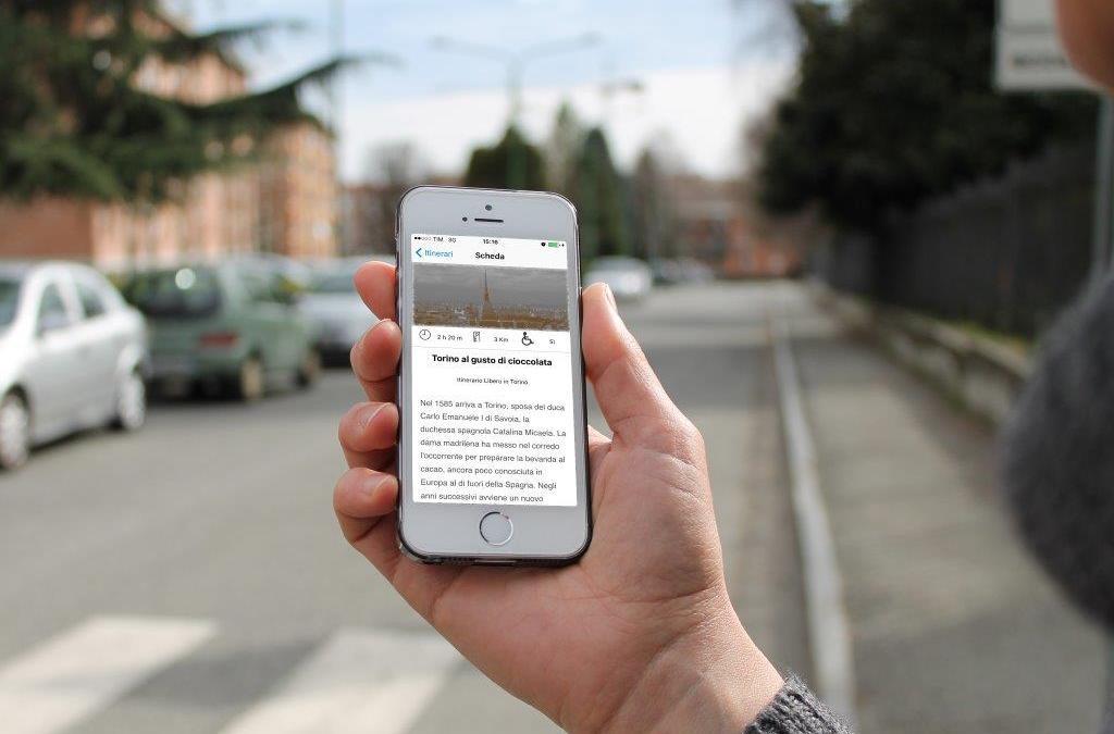 GAIAsmart –  l'App per visitare le città…giocando!