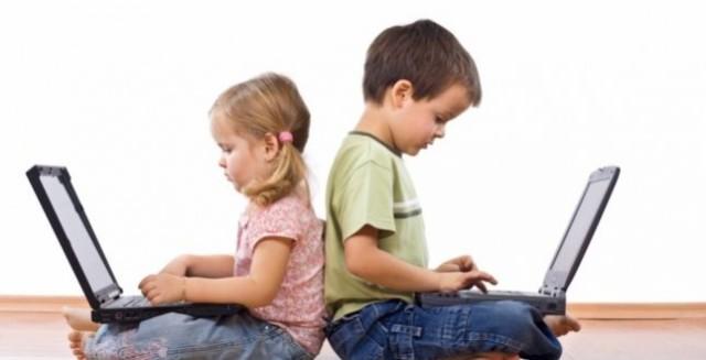 I siti più visitati dai bambini sono chat, giochi e pagine che parlano di droga