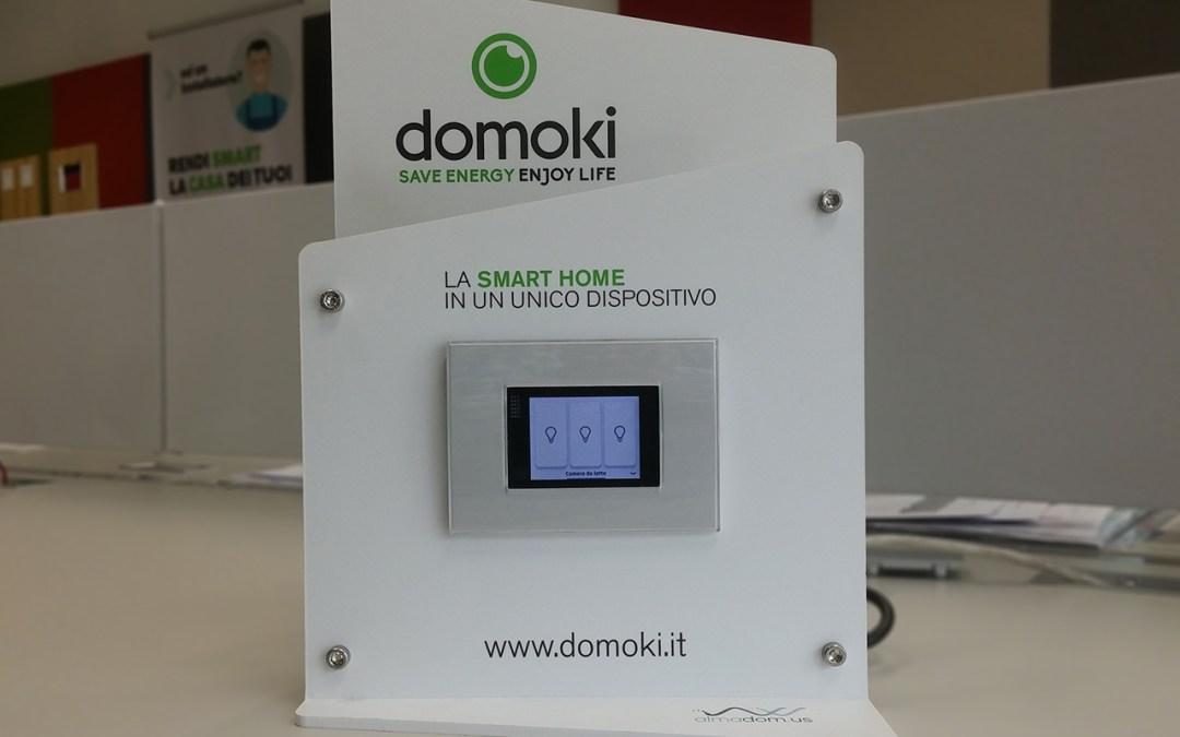 500.000 EURO per domoki, il sistema di home automation sviluppato da Almadom.us