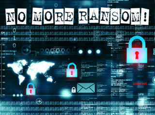 No More Ransom: forze dell'ordine e aziende di sicurezza IT si uniscono