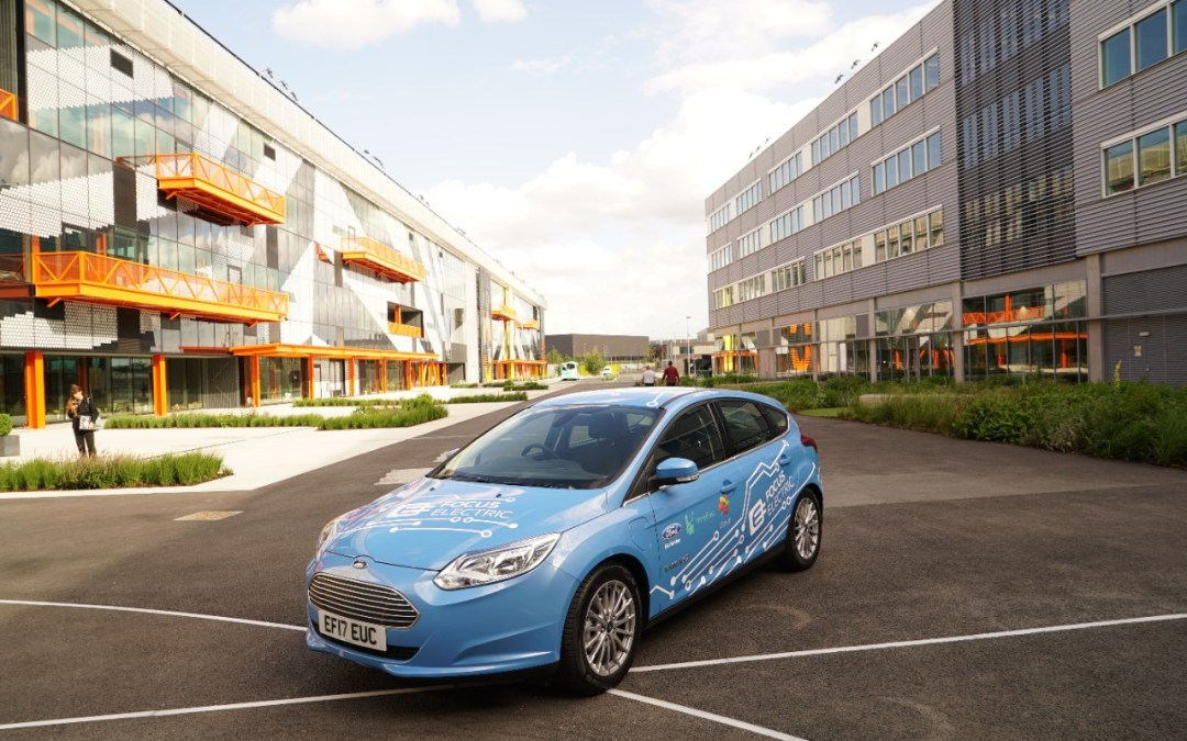 Ford apre a Londra lo Smart Mobility Innovation Office