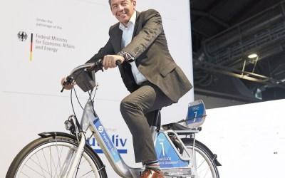 Ford e Deutsche Bahn in partnership con un progetto di bike sharing