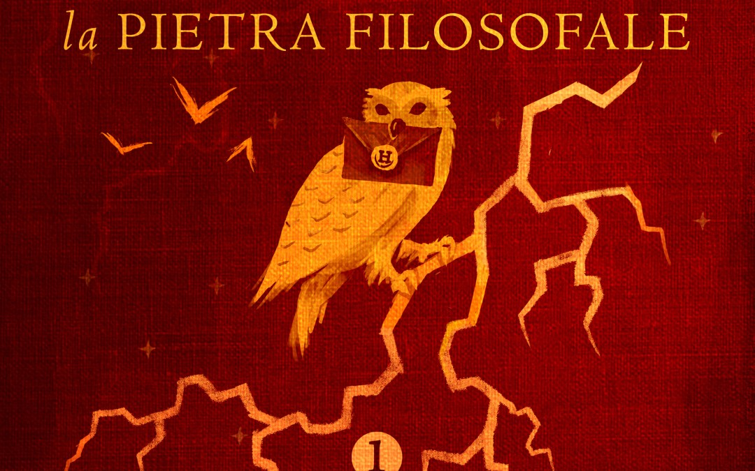 Harry Potter da oggi disponibile su Audible.it