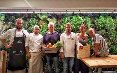 Pronti, freschezza, via! Stammibene apre i battenti a Bari lunedì 11 settembre con il suo format di mercato con cucina progettato dal basso da 100 ambasciatori del gusto