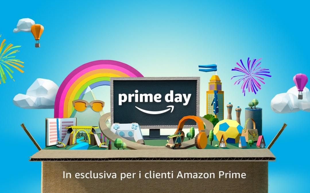 Oggi arriva il PrimeDay 2018oltre un milione di promozioni in tutto il mondo