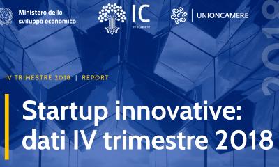 Startup innovative: i dati chiave a fine 2018
