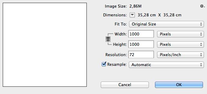 Dpi, ovvero dots per inch ed altre leggende 01