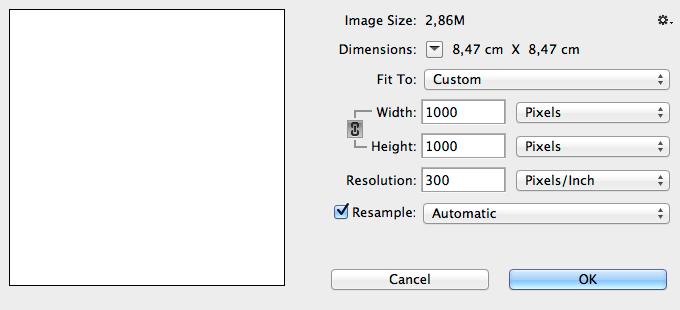 Dpi, ovvero dots per inch ed altre leggende 02