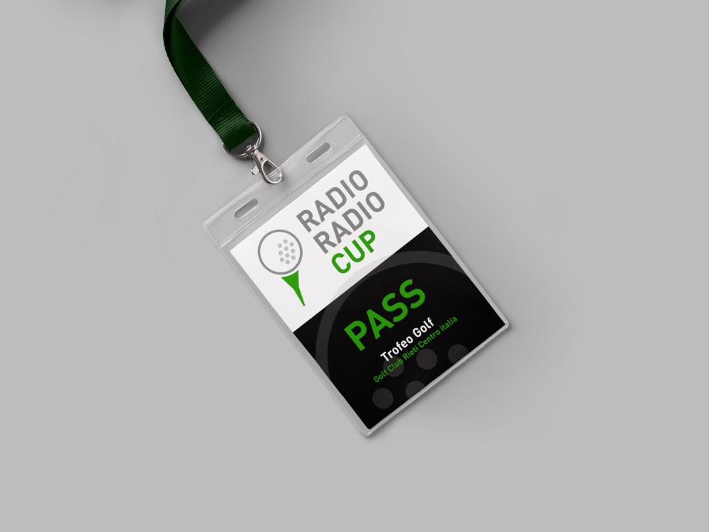 Access card Radio Radio Cup